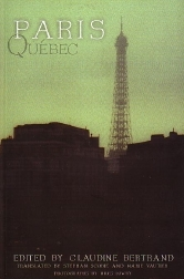 Marie Vautier, Paris Quebec Cover